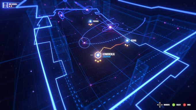 A seamless digital realm to explore