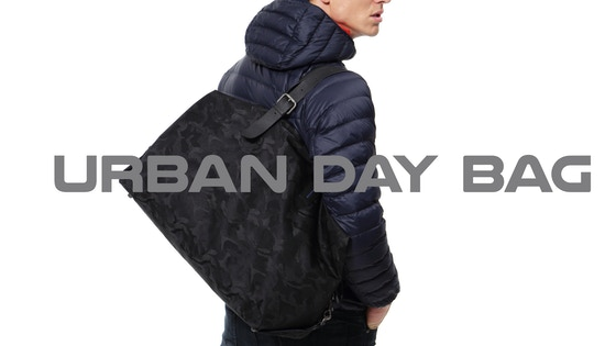 Urban Day Bag - The Modern Office and Travel Bag