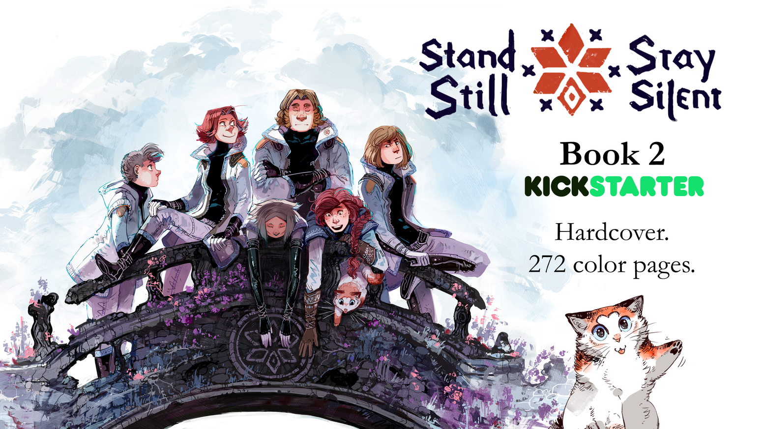 Stand Still Stay Silent - Book 2