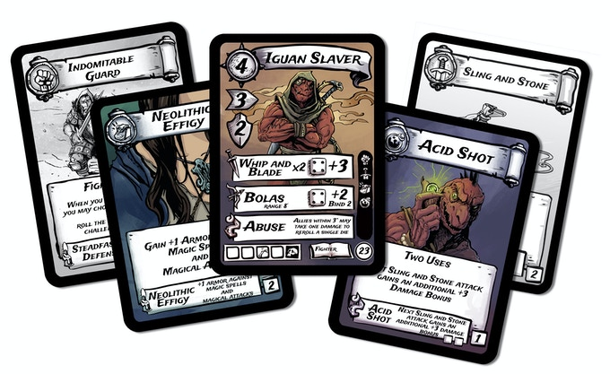 Cards from the new sets will be in full-color for your viewing pleasure!