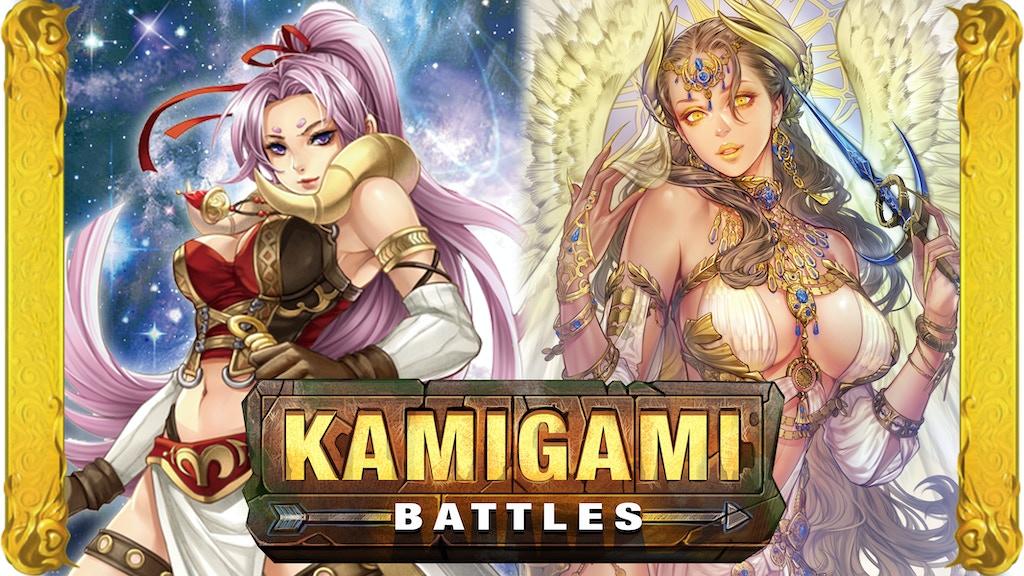 Kamigami Battles: A Reimagining of Kanzume Goddess project video thumbnail