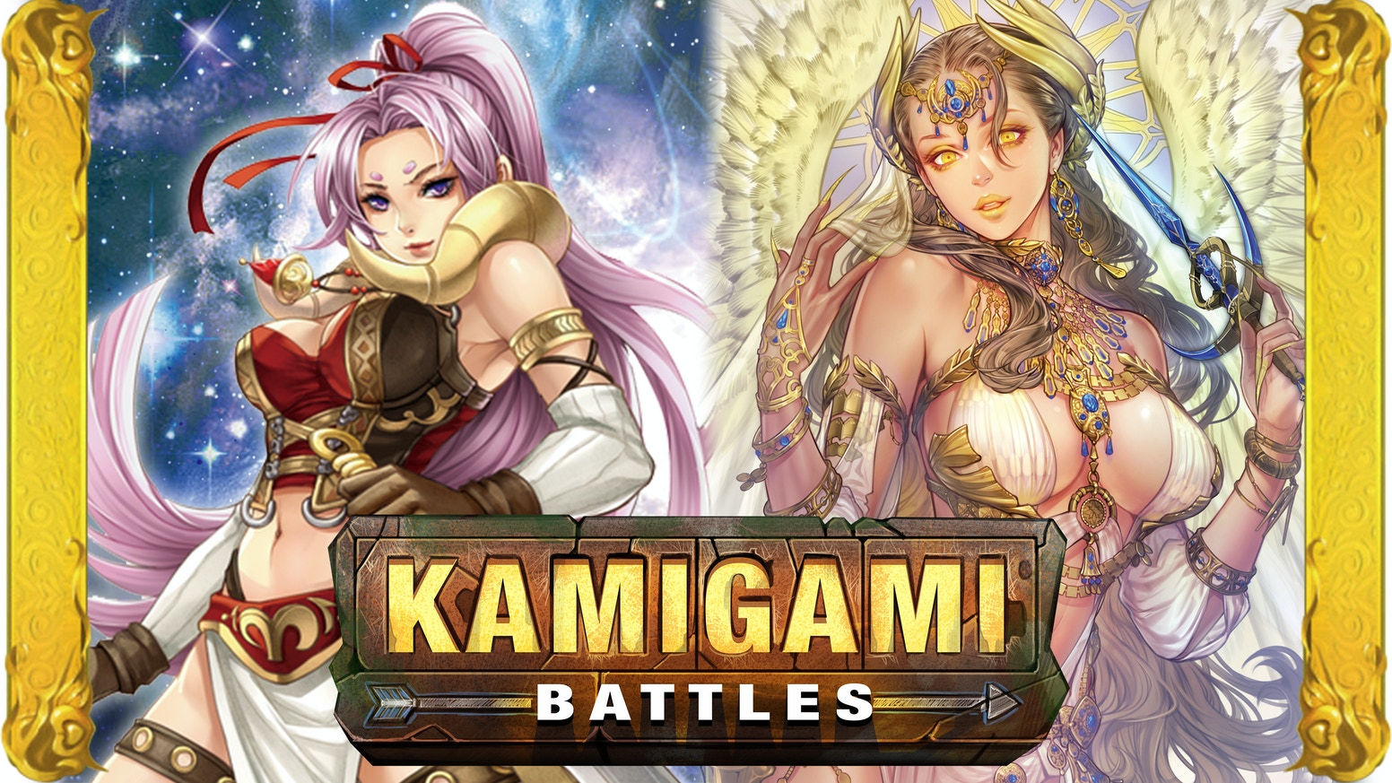 Choose a God, recruit Warriors and battle for control of the Realm in this epic PVP deck-building card game for 2-6 players!