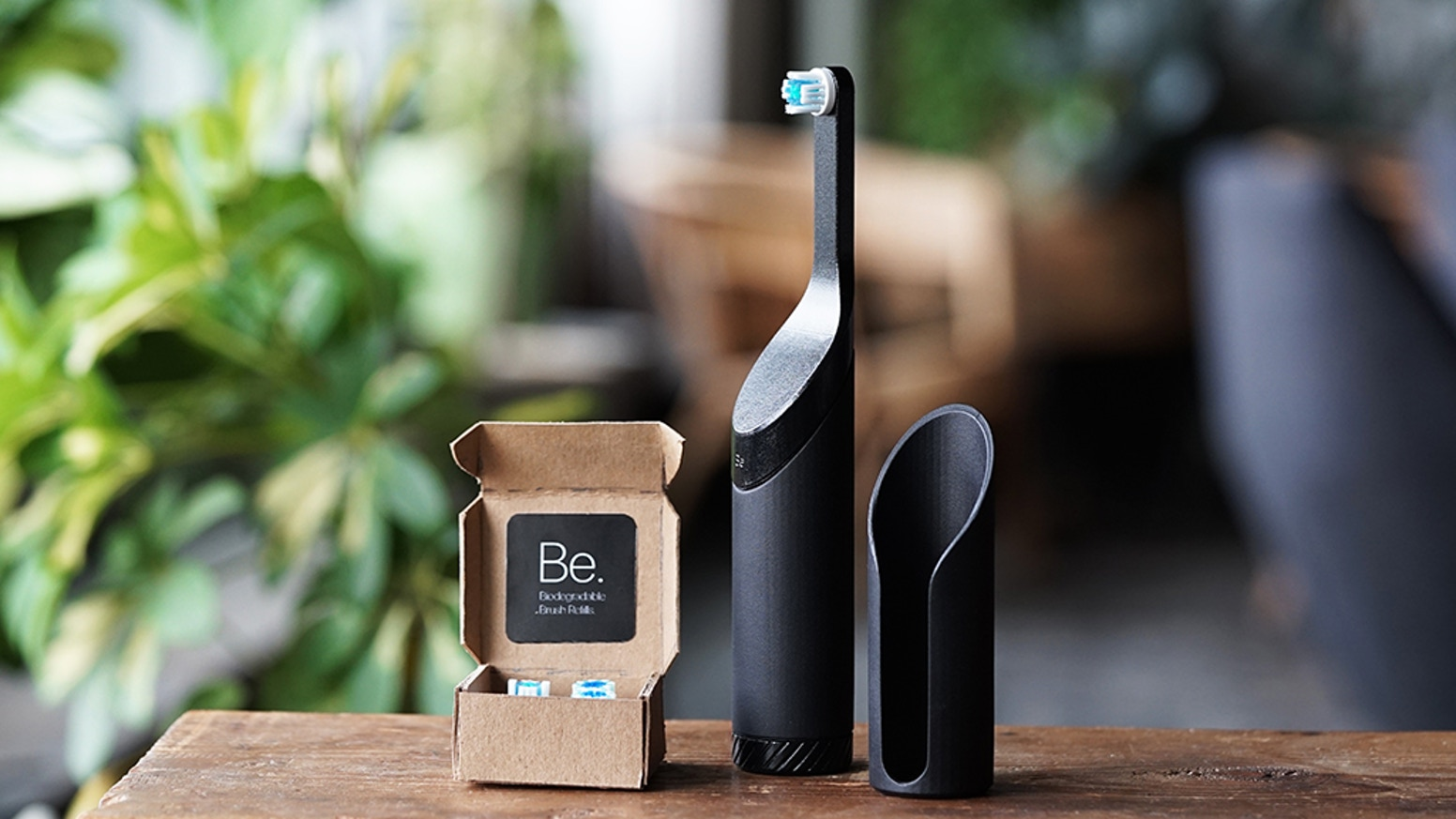 Be. | The First Battery-Free, Powered Toothbrush