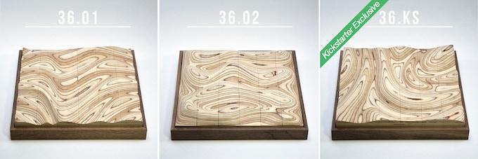 Strata 36 Series | 6x6 Grid