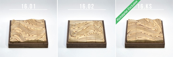 Strata 16 Series | 4x4 Grid