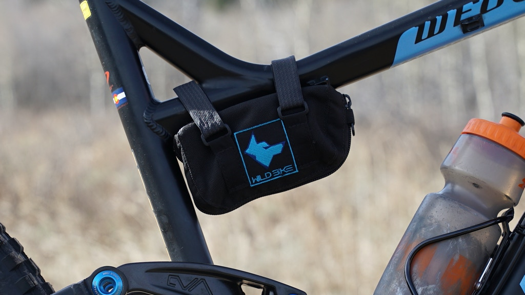 Elements - A Repair Frame Bag for Every Bicycle- RIDE READY! project video thumbnail