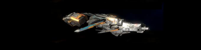 Gun Ship - A cross between a Heavy Fighter and a Bomber