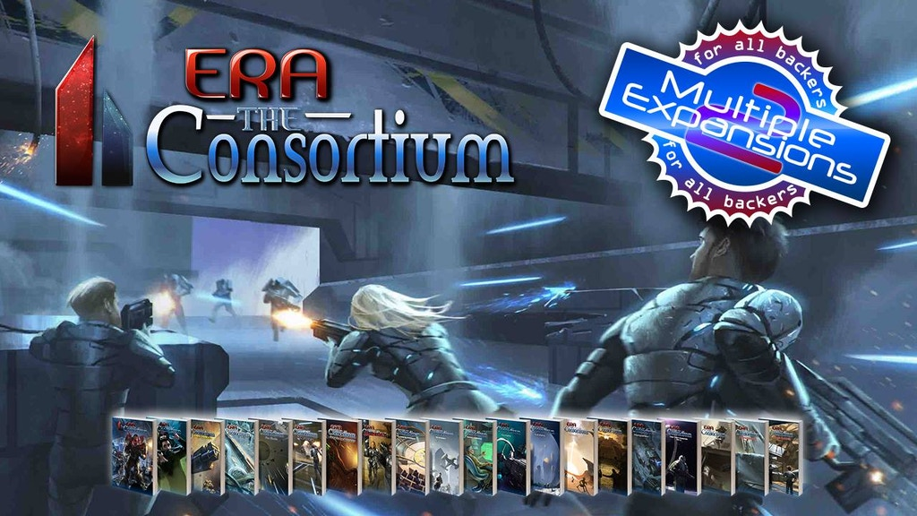 Era: The Consortium - A Universe of Expansions 2 project video thumbnail