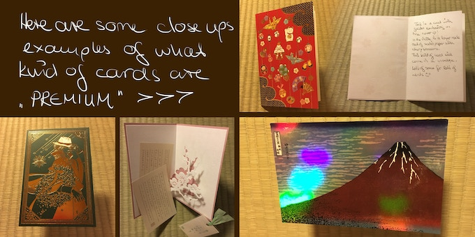 Holographic foil, golden embossing, cards with fragrant and different scents or satin inlay? Nothing is impossible!