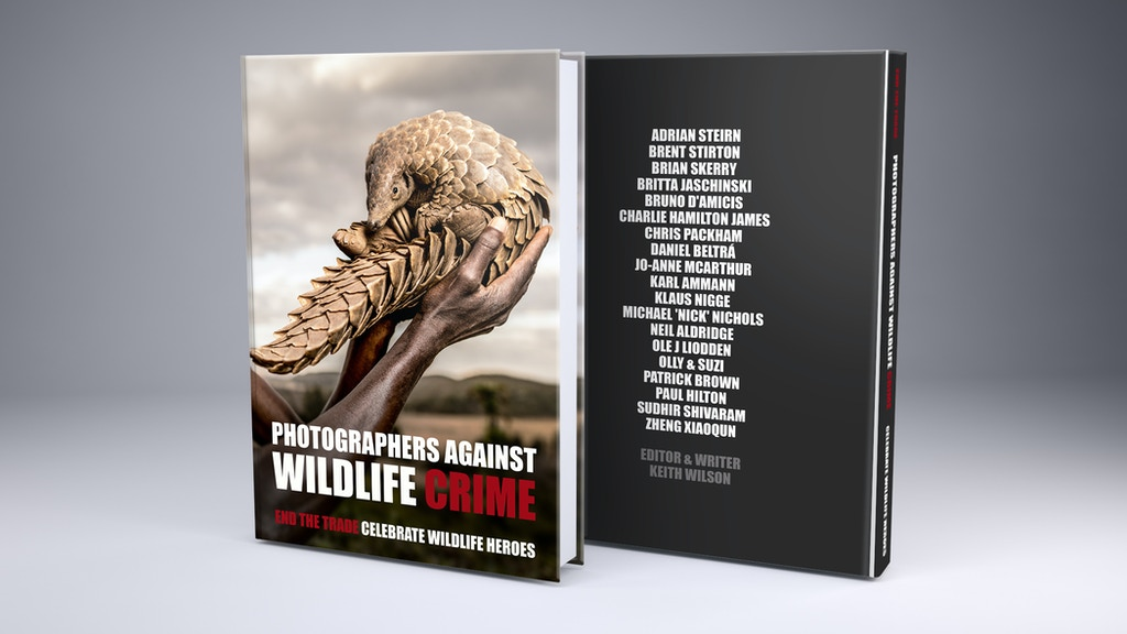 Photographers Against Wildlife Crime™ project video thumbnail
