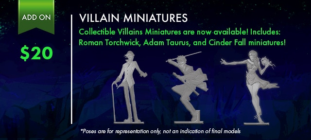 Click this image to learn more about the Villain Miniatures in their Update.
