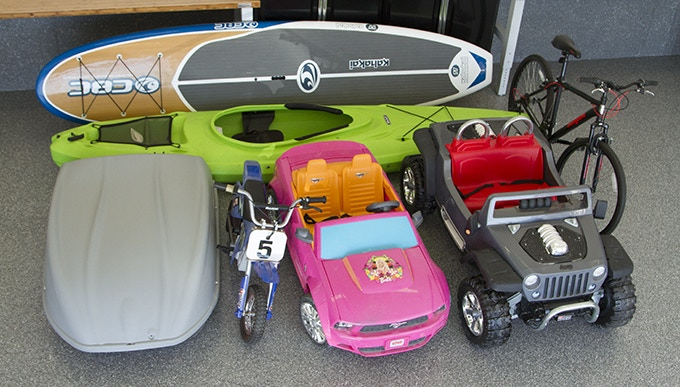 The Universal Lifter Is Perfect For Kayaks, Paddleboards, Roof Racks, Ride-on Toys, Bikes, and More!