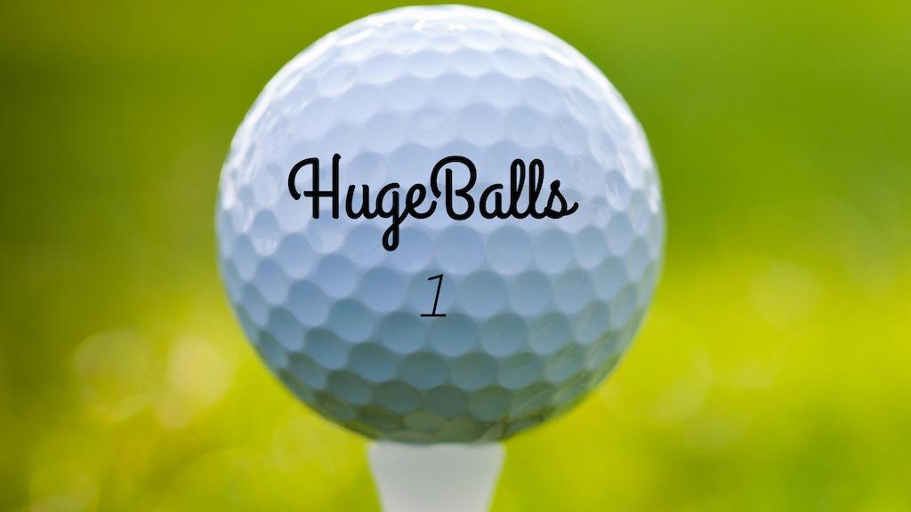 Project image for HugeBalls Golf