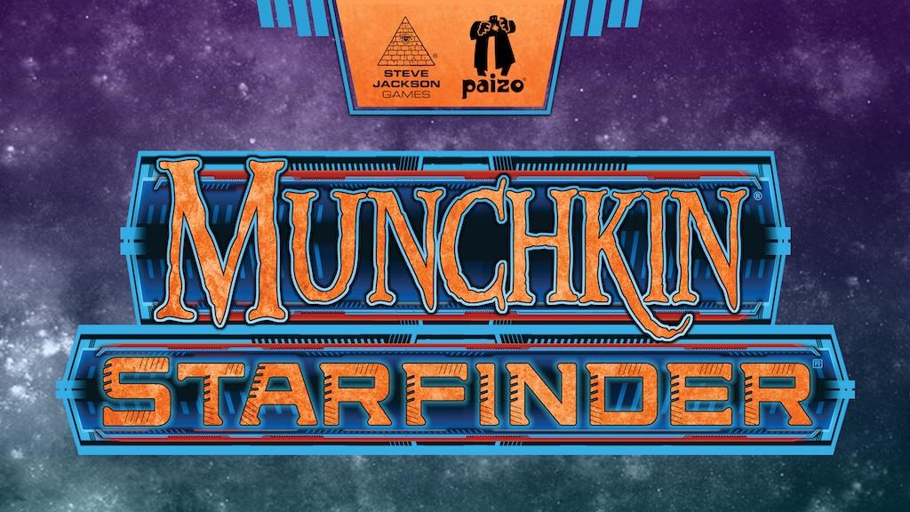Munchkin Starfinder project video thumbnail