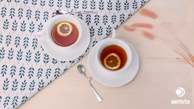 Tea Time with Qi Aerista