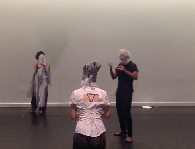 October 13 rehearsal