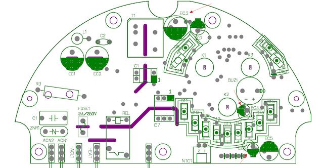 Revised PCBA Design