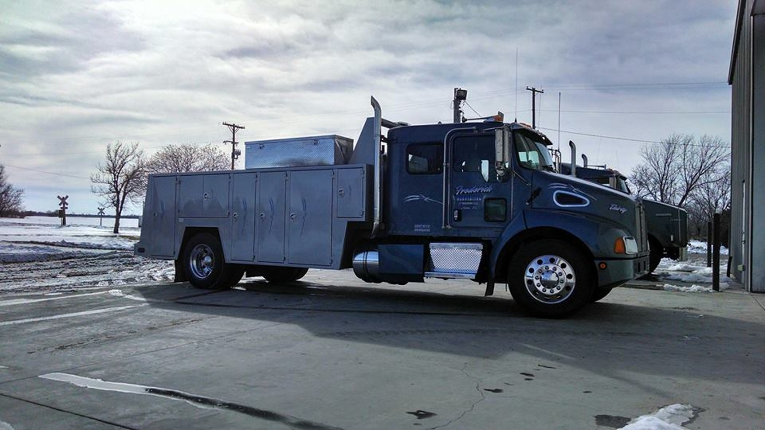 D Model Food Truck