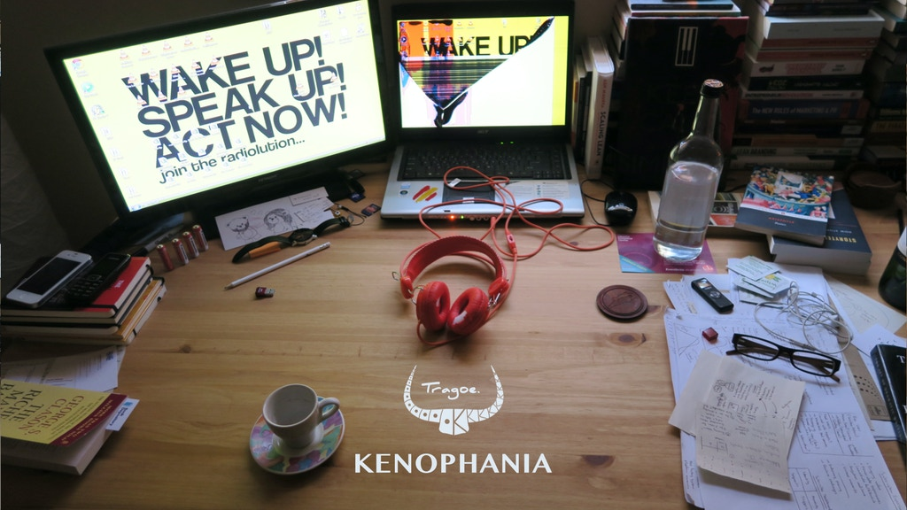 Kenophania: How A Song Is Created (Interactive Experience) project video thumbnail