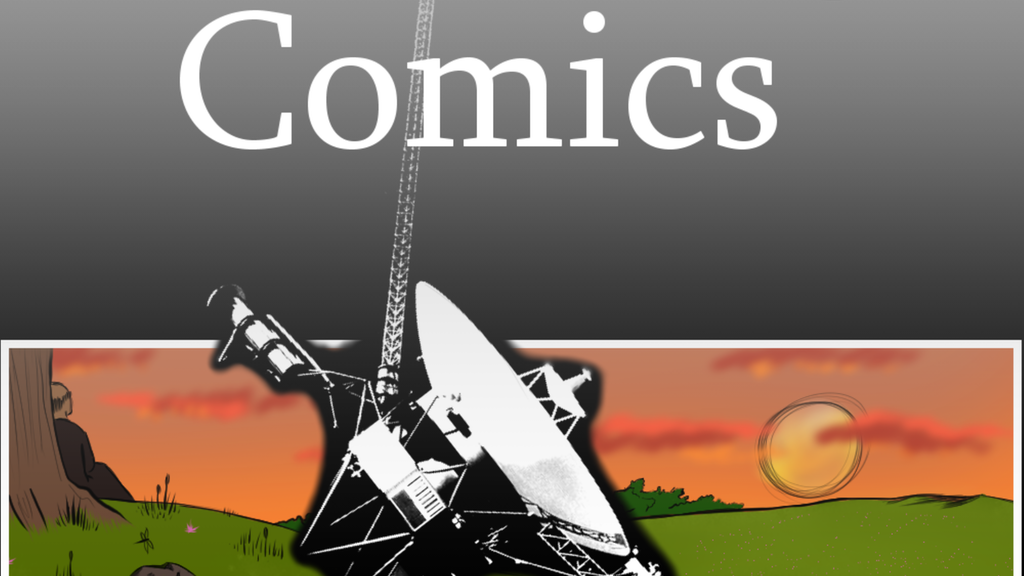 Project image for Exploring Comics