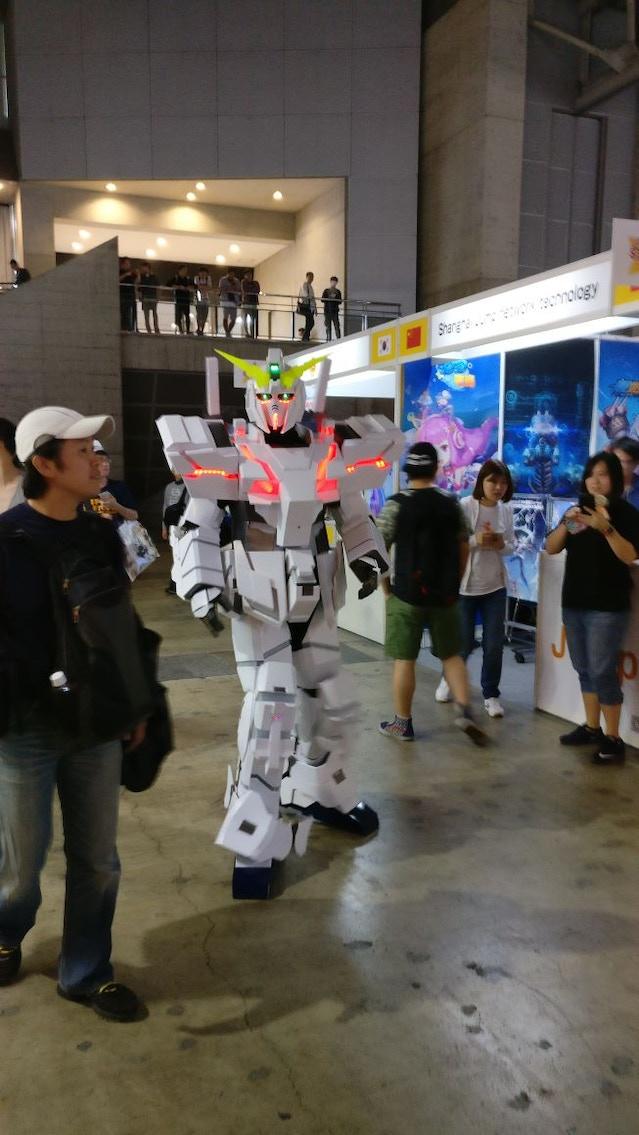 Make way for Gundam Unicorn NT-D Mode!