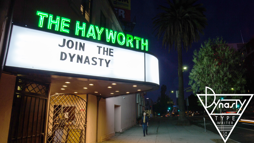 Dynasty @ The Hayworth: New, Enchanting Entertainment! project video thumbnail