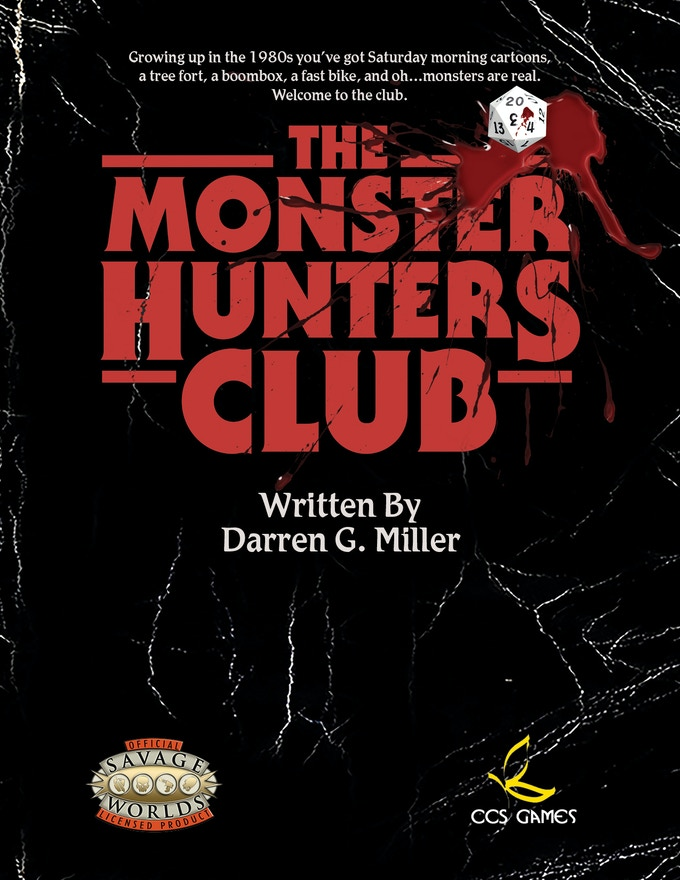 Monster Hunters Club