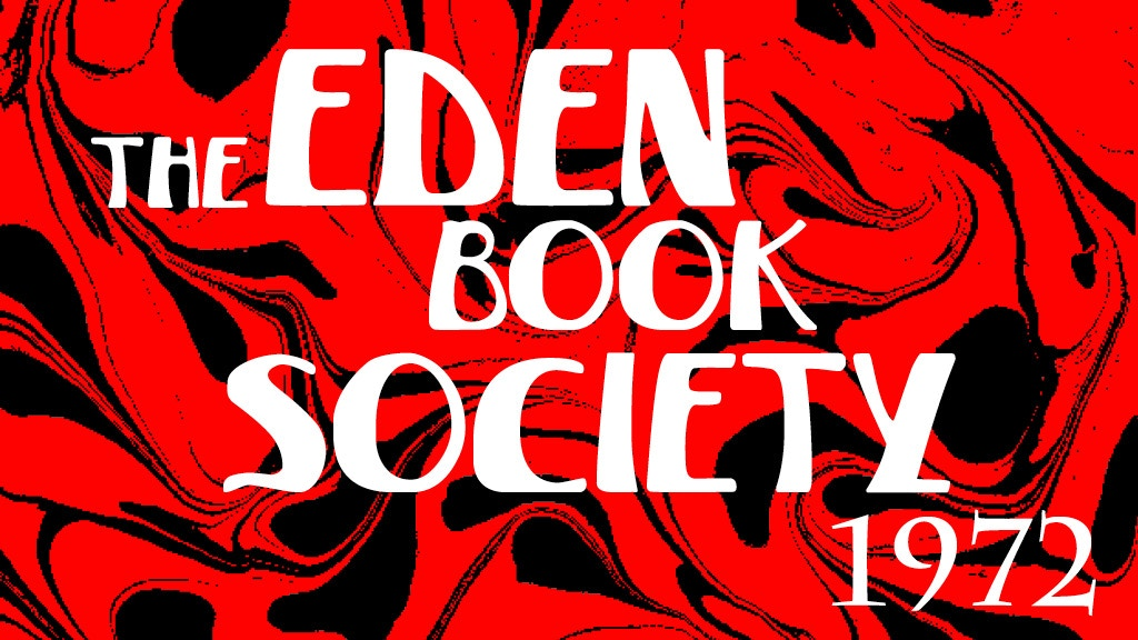 The Eden Book Society project video thumbnail
