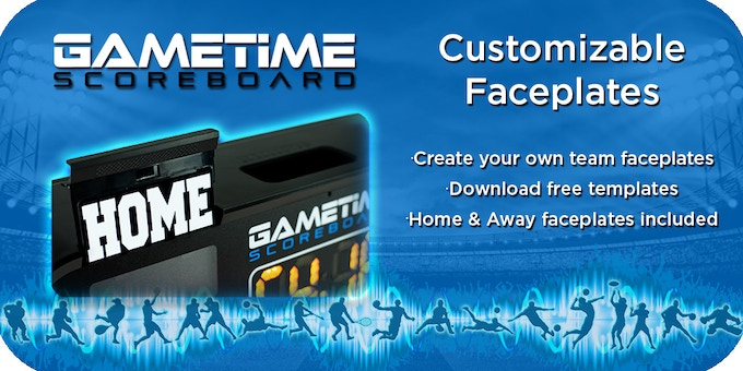 Design your own faceplates