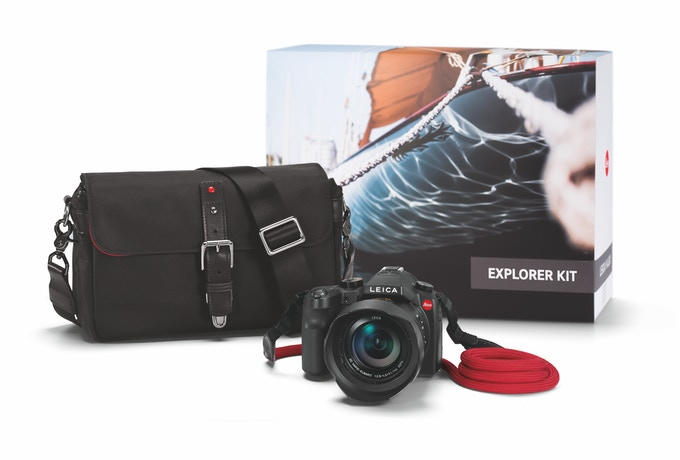 It could be yours! With a 16x zoom, the Leica V-Lux Explorer Kit is the ideal travel camera