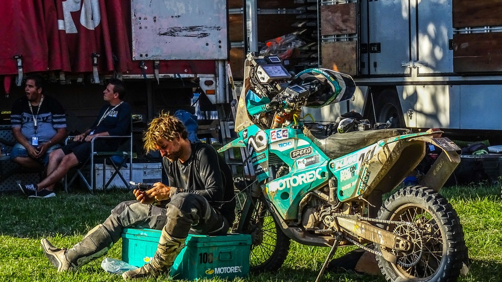 Races to Places LIVE - Dakar Rally 2018 - ft. Lyndon Poskitt project video thumbnail
