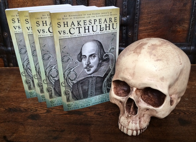 Shakespeare Vs Cthulhu... To scream or not to scream, that is the question.
