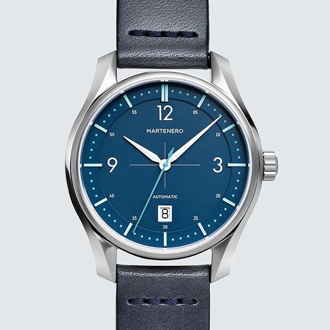 Dark Blue - 42mm