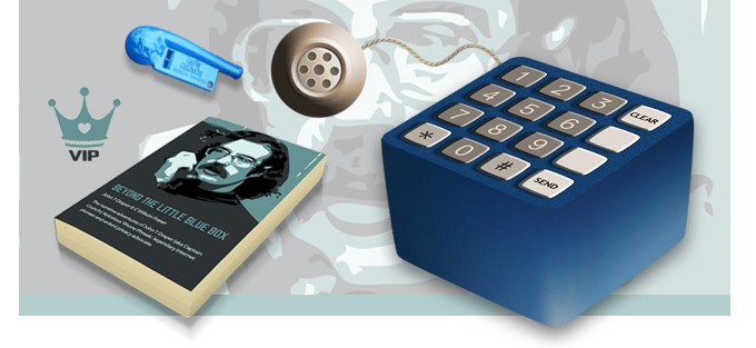 Exclusive Blue Box styled Collector box with a signed soft-cover copy of book; Vector image of book artwork; Exclusive replica of the infamous whistle; Mouthpiece Bookmark; VIP website membership