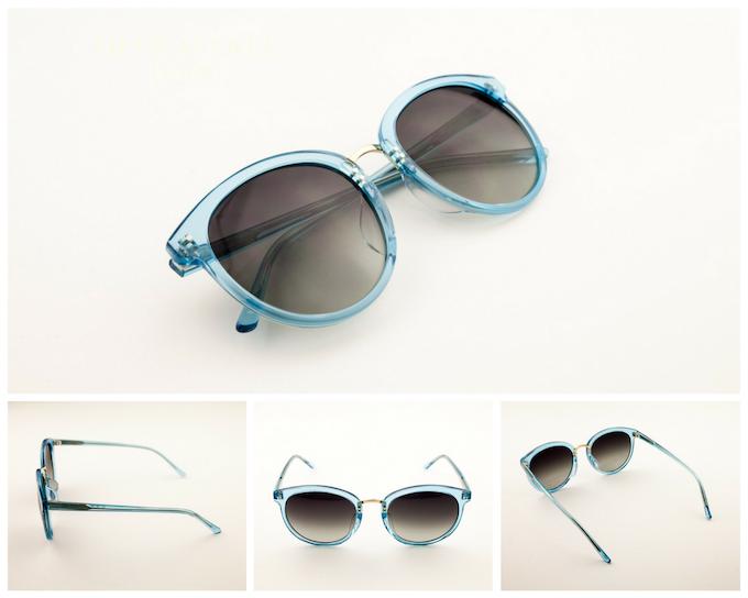 Style A - CRYSTAL BLUE