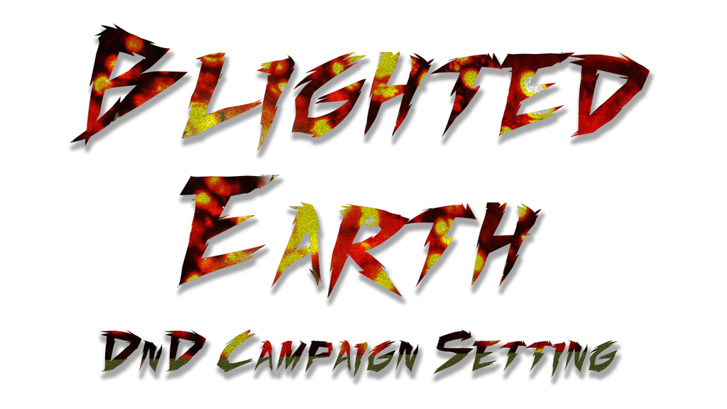 Project image for Blighted Earth: 5E Campaign Setting (Canceled)