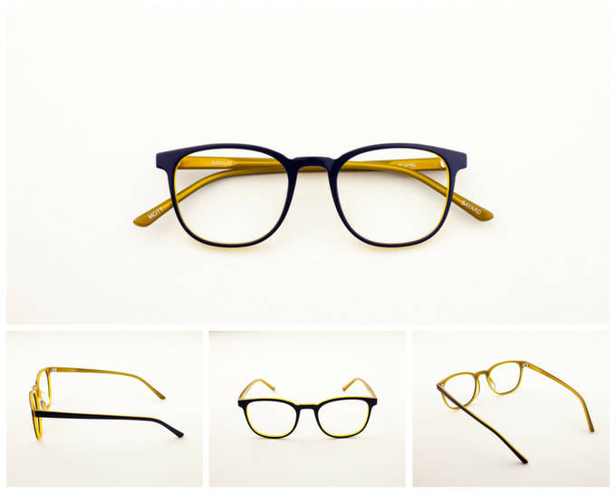 Style A - YELLOW & BLUE