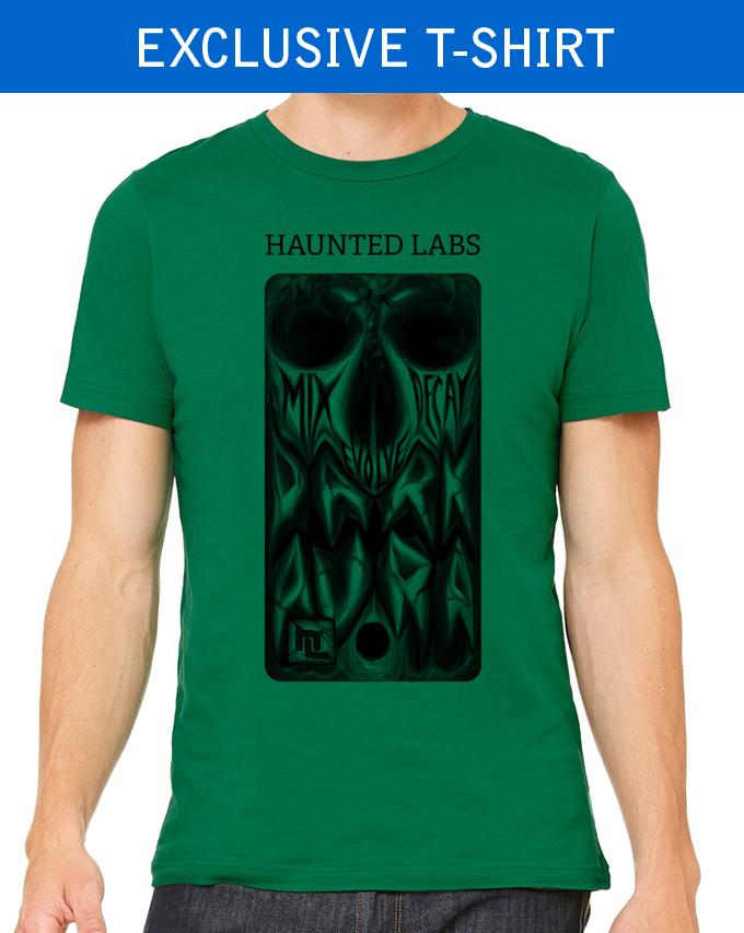 Limited Edition Dark Aura Kickstarter T-Shirt (mock up)