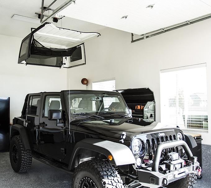 mylifter 2 0 by garage smart all stuff together. Black Bedroom Furniture Sets. Home Design Ideas