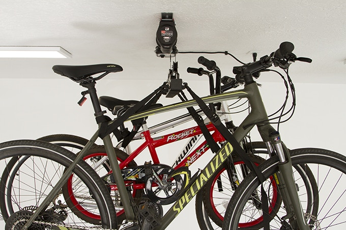You've Never Stored Bikes Like This Before.