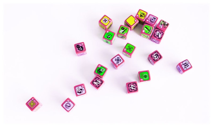 Dice Example (using icons from Nugget)