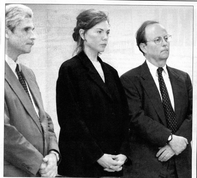 New York, May 17th 1997: Anette is in court, fighting to get her daughter back. Alongisde her is her lawyer and a lawyer from the Consulate General of Denmark