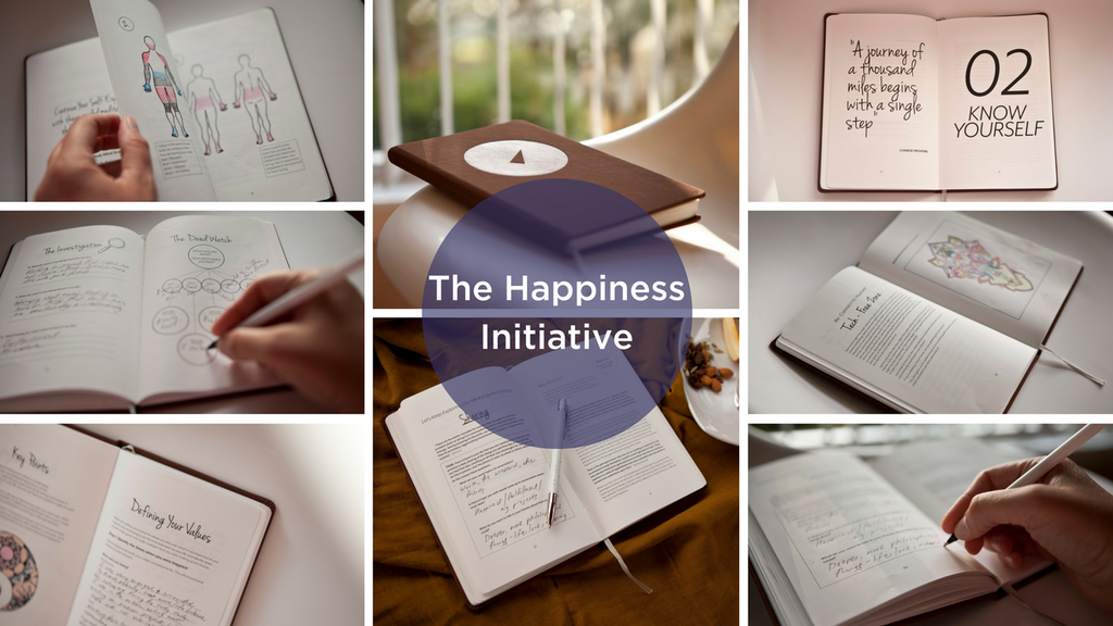 Project image for The Happiness Initiative - Develop Life's Greatest Skill