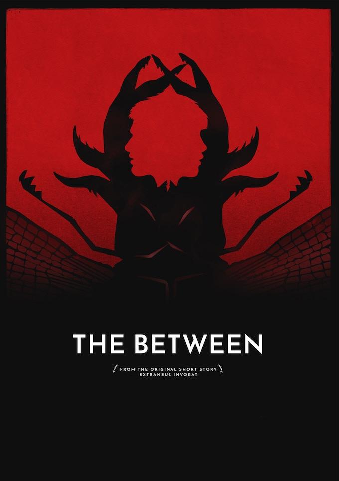 The Between poster design