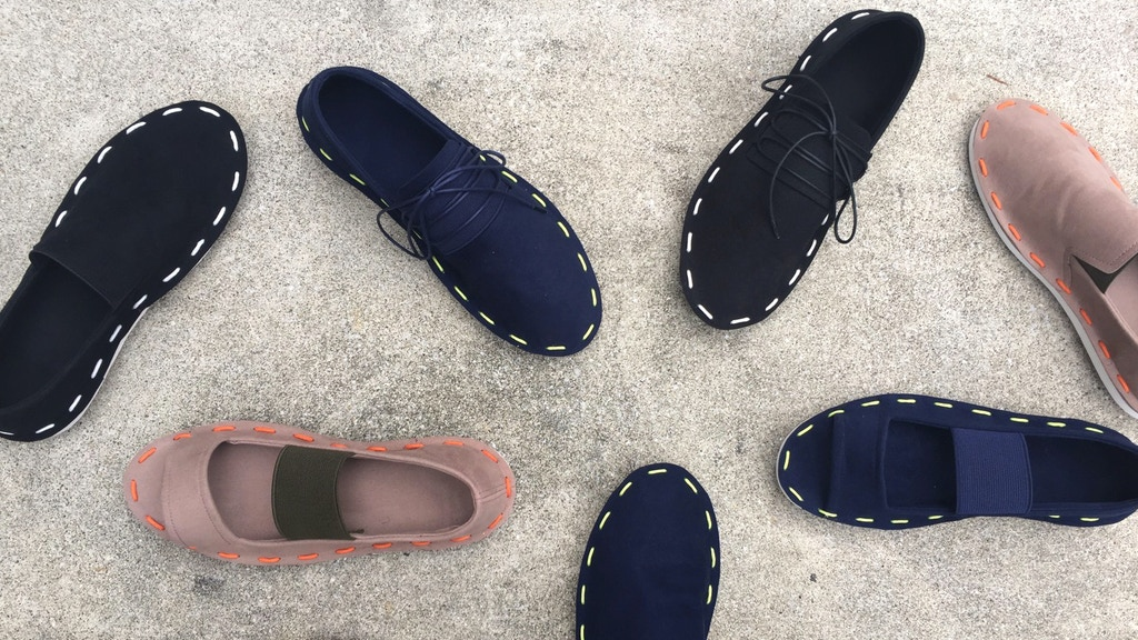 Loper shoes : Innovation in terms of well-being.