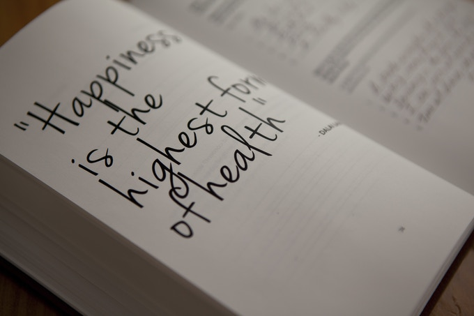 Happiness :-)