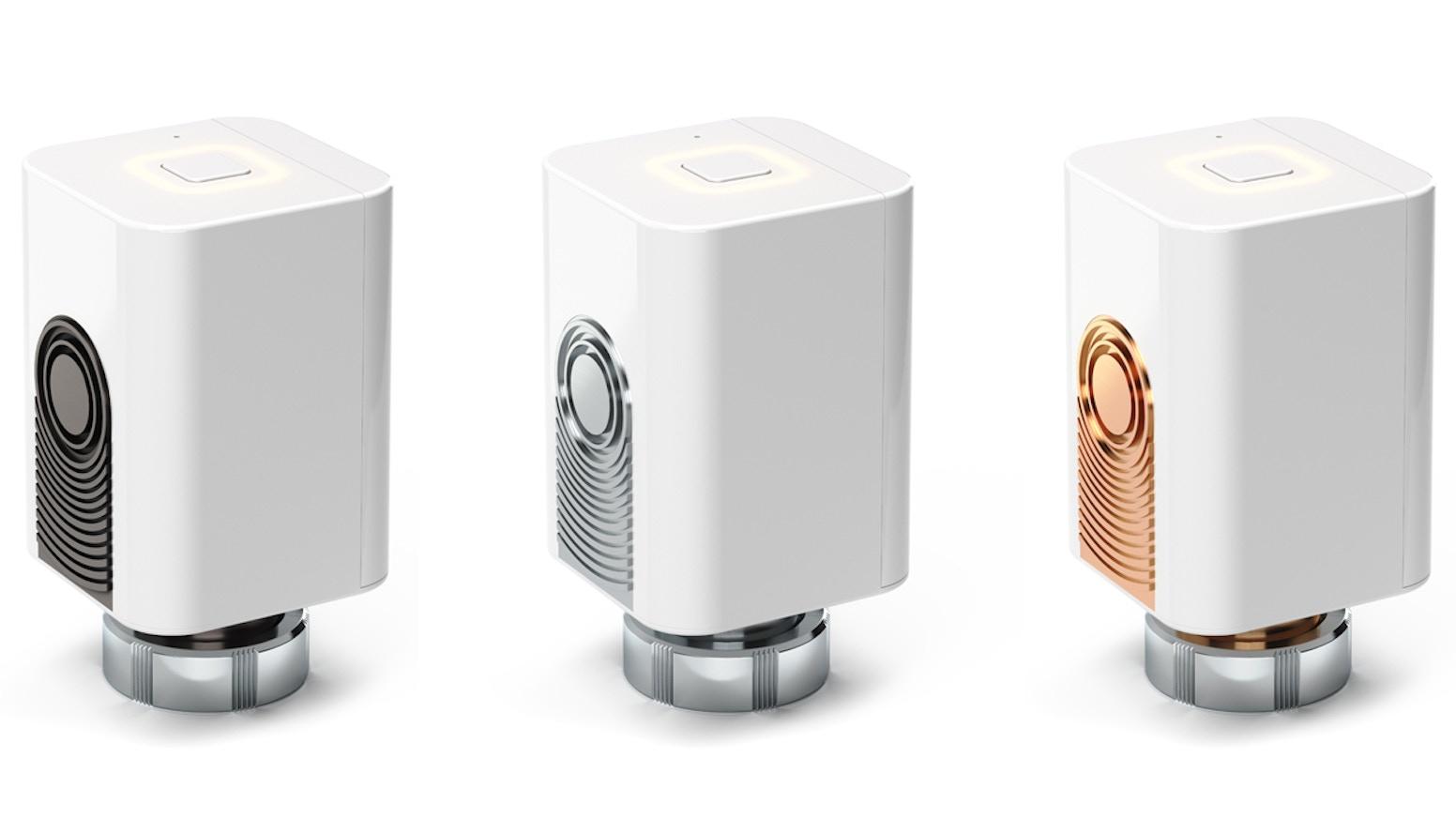 Novo - the smartest radiator valve
