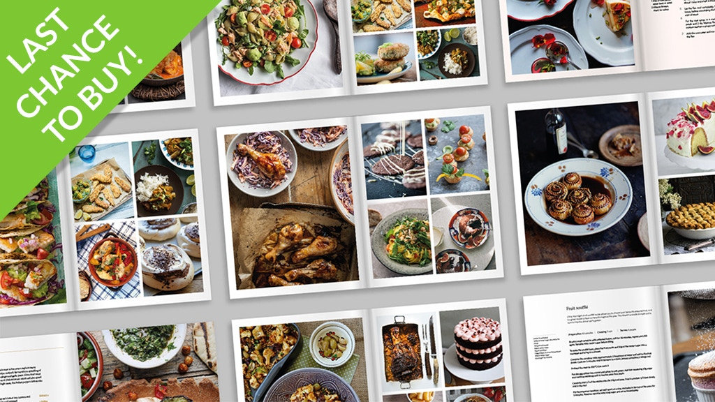 The Great British Chefs Cookbook project video thumbnail