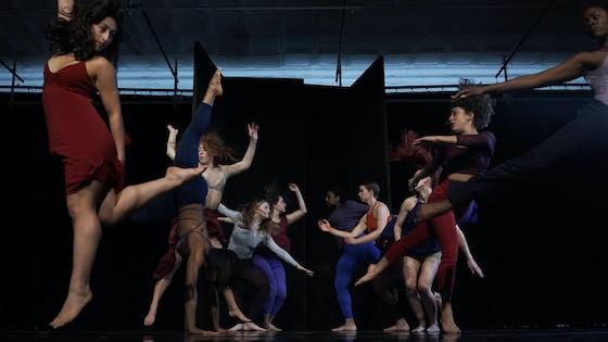V E R S U S VCU Dance Fall Senior Projects 2017