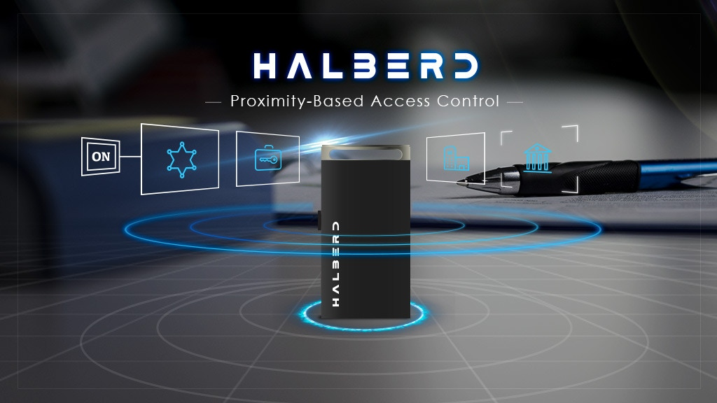 Halberd – Your Computer Key to Kill the Password project video thumbnail